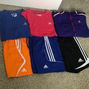 6 Adidas Bundle